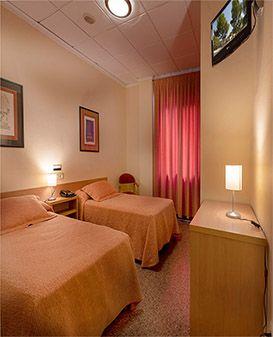 Turismo de interior, Hotel Anna Cocentaina Alicante