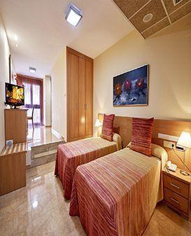 Turismo de interior, Costa Blanca, Hotel Anna