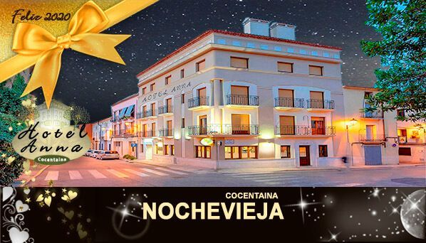 New Year's Eve in Cocentaina
