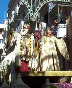 capitanes moros y cristianos Alcoy