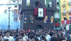 fiestas de Cocentaina castillo
